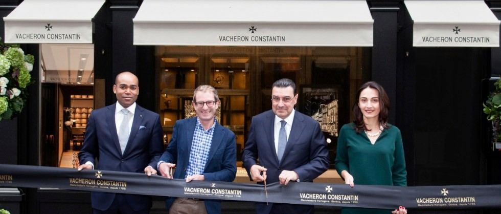 A celebration of the arts at the Vacheron Constantin London boutique grand opening - Big