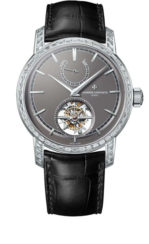 Traditionnelle tourbillon : 89600/000P-9878