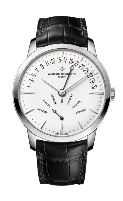 Patrimony retrograde day-date