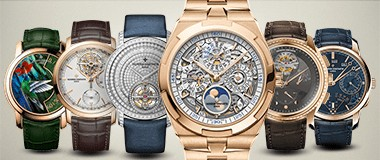 Vacheron Constantin - Calendar - Celebration season