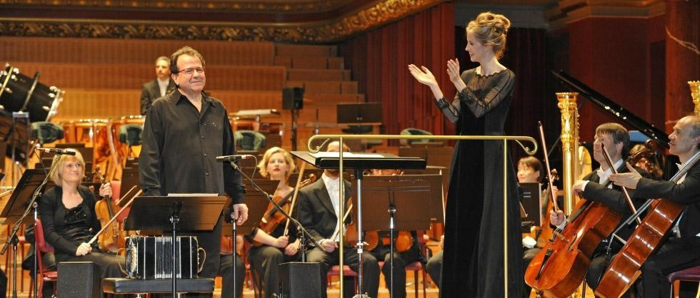 Symphony and elegance at Geneva's Victoria Hall