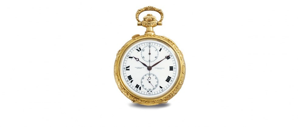 New York Christie's auction yields an exceptional result for a Vacheron Constantin watch from the Packard collection - Big