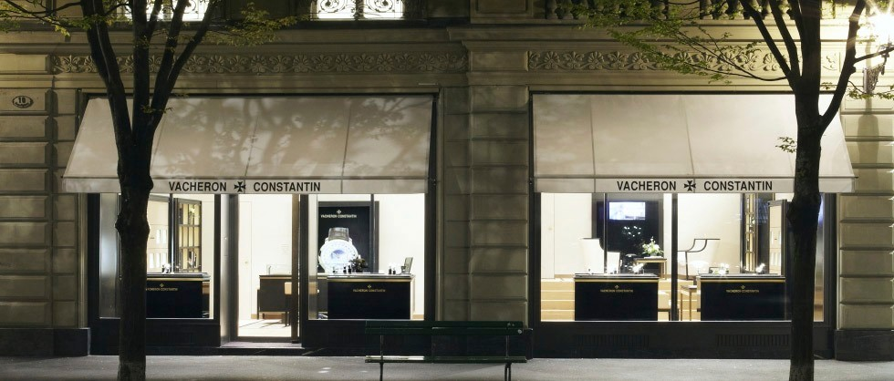 Vacheron Constantin inaugurates a new boutique in Lucerne