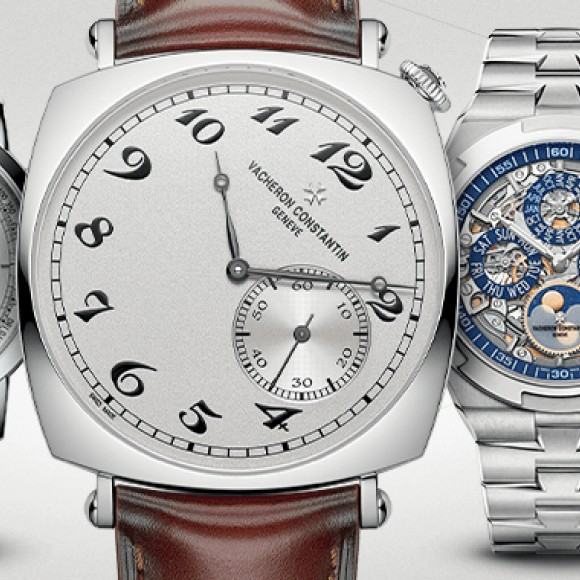 Vacheron Constantin - Luxury Watches and Fine Watches - Collections